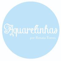 Studio @aquarelinhas de Renata Torres