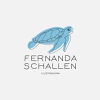 Studio @fernandaschallen de Fernanda Schallen