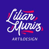 Studio @lilianmunizart de Lílian Muniz Art